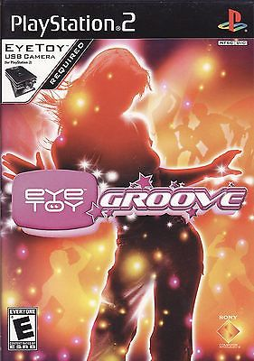 Eye Toy Groove with Camera