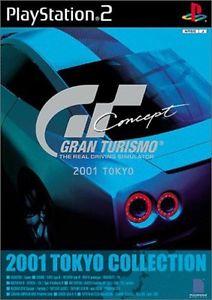Gran Turismo Concept 2001