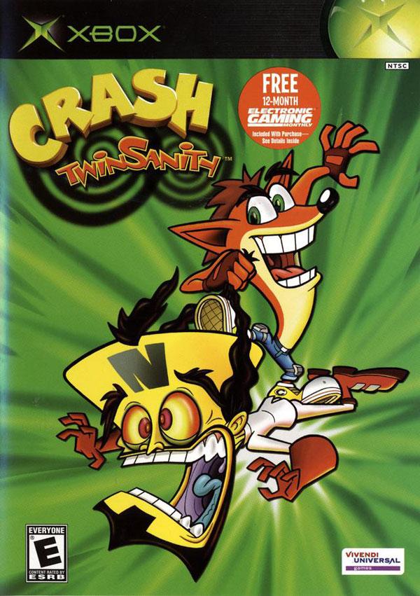 Crash: Twinsanity