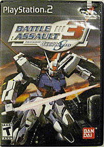 Gundam Battle Assault 3: Featuring Mobile Suit Gundam Seed