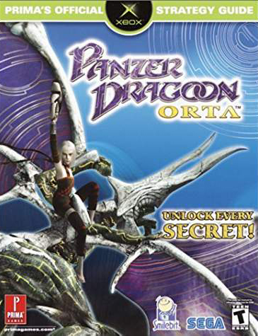 Panzer Dragoon Orta Official Strategy Guide