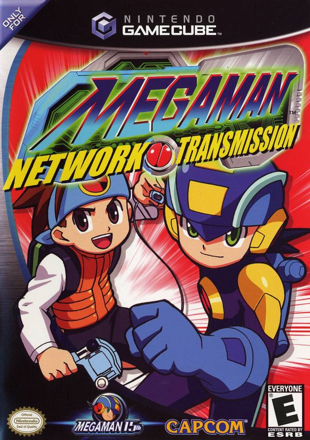 Mega Man Network Transmission Official Strategy Guide