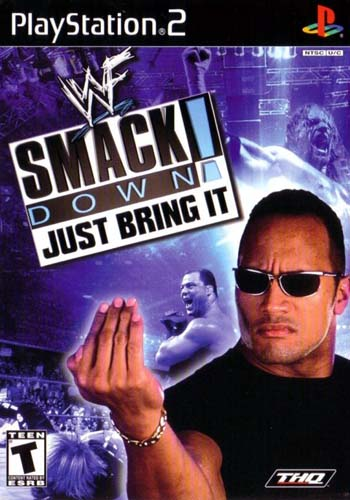 WWF Smack Down! Just Bring It Official Strategy Guide