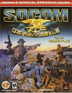 SOCOM U.S. Navy Seals Official Strategy Guide