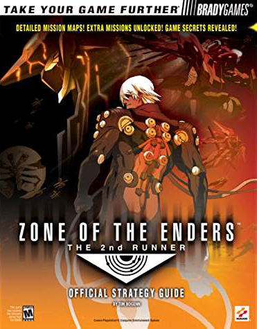 Zone of the Enders 2 Official Strategy Guide
