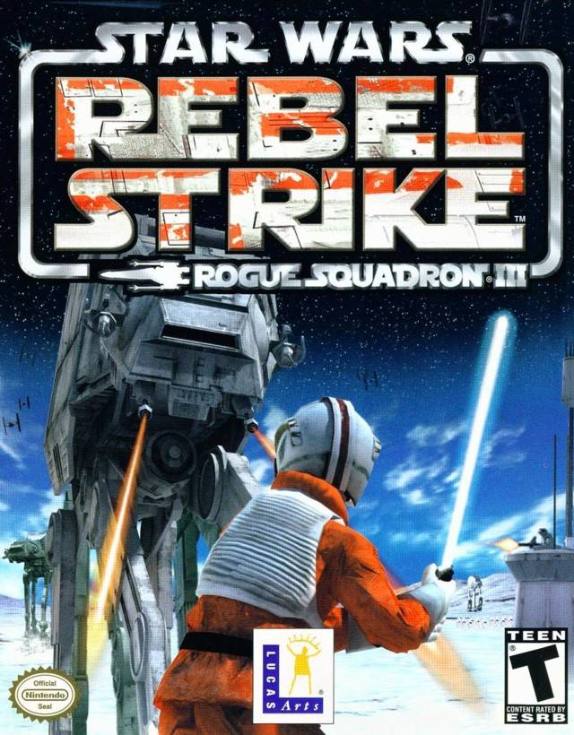 Star Wars Rogue Squadron III Official Strategy Guide