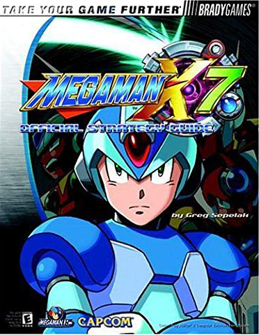 Mega Man X7 Official Strategy Guide