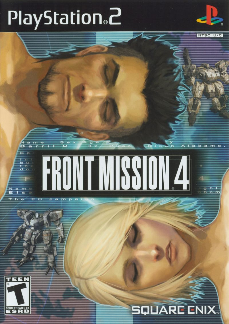 Front Mission 4 Free Demo