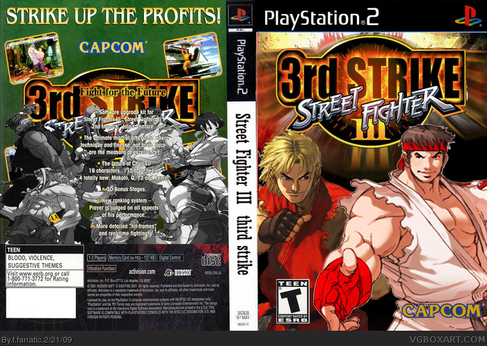 Street Fighter III: 3rd Strike Limited Edition