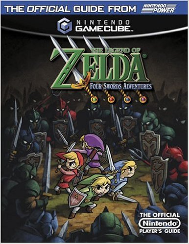 Legend of Zelda: Four Swords Adventures Official Strategy Guide