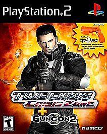 Time Crisis: Crisis Zone with GunCon 2