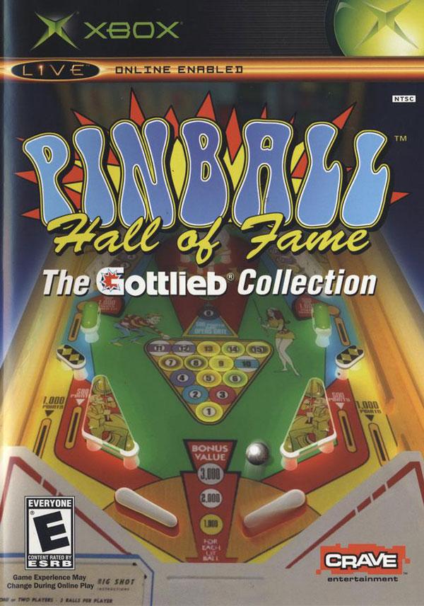 Pinball: Hall of Fame