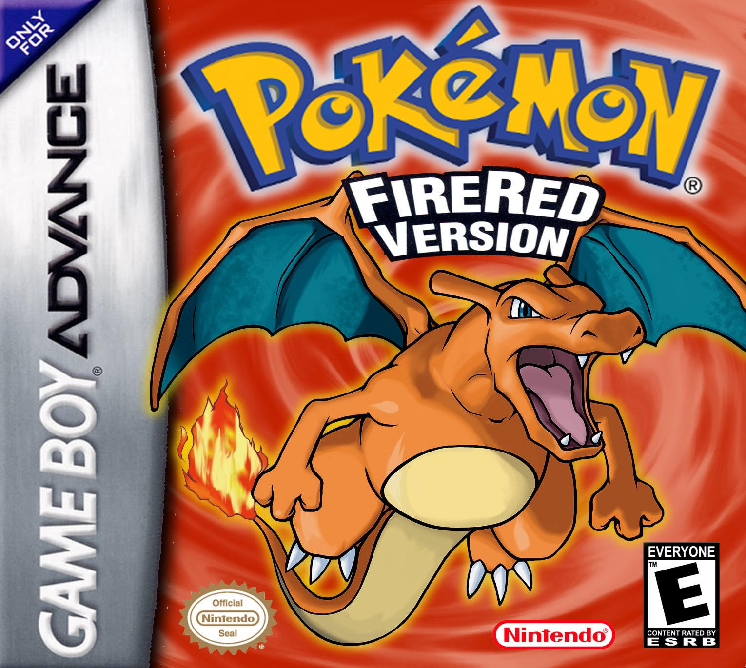 Pokemon: Fire Red