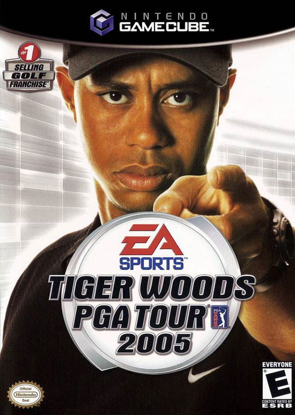 Tiger Woods: PGA Tour 2005