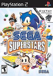 Sega Superstars Eye Toy