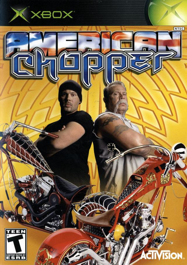 American Chopper: The Game