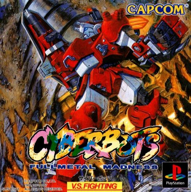 CyberBots Fullmetal Madness