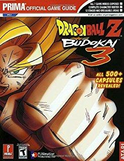 Dragon Ball Z: Budokai 3 Official Strategy Guide