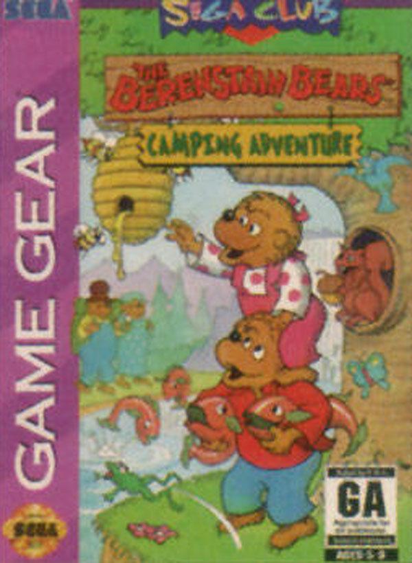 Berenstain Bears: Camping Adventure