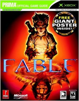 Fable Prima's Official Strategy Guide