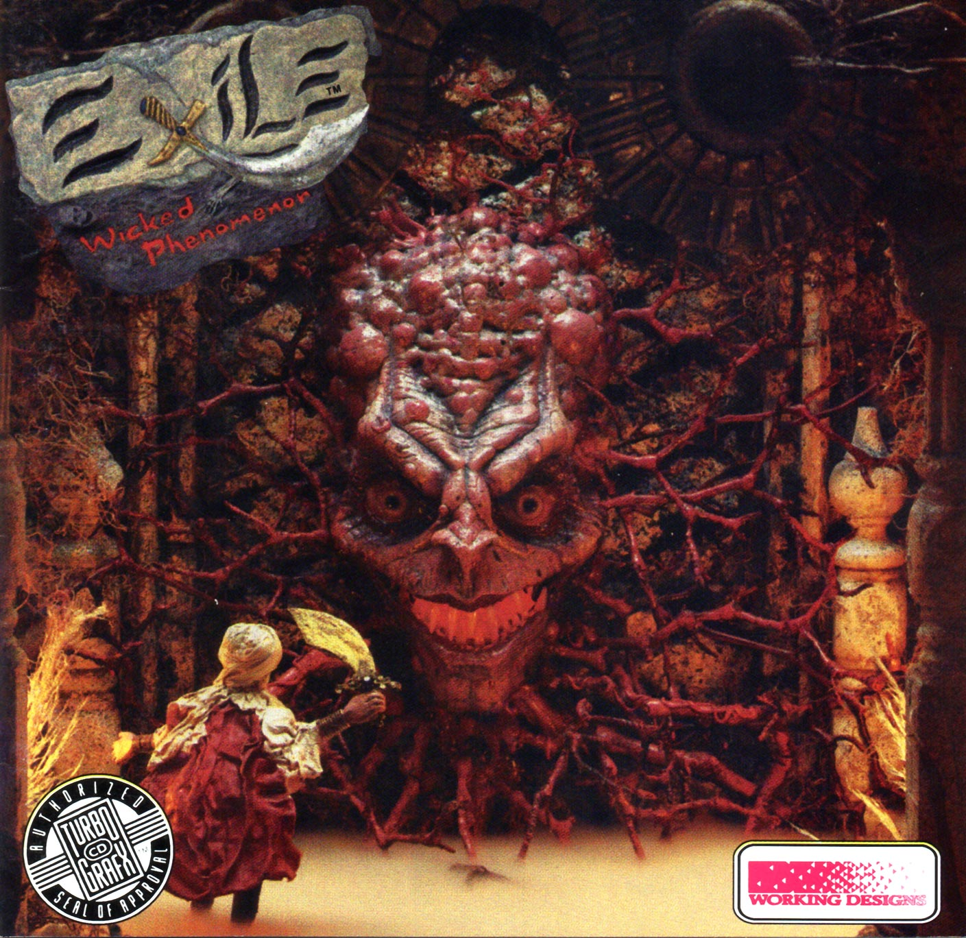 Exile 2: Wicked Phenomenon Super CD-ROM2