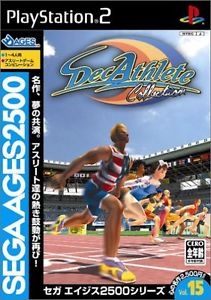 Sega Ages: Decathlete Collection