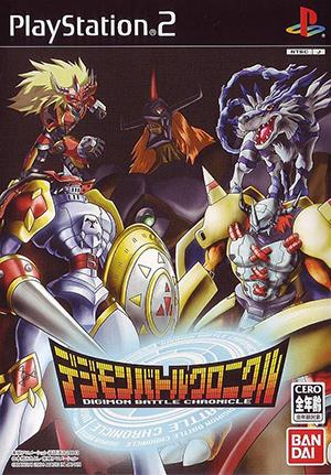 Digimon Battle Chronicle