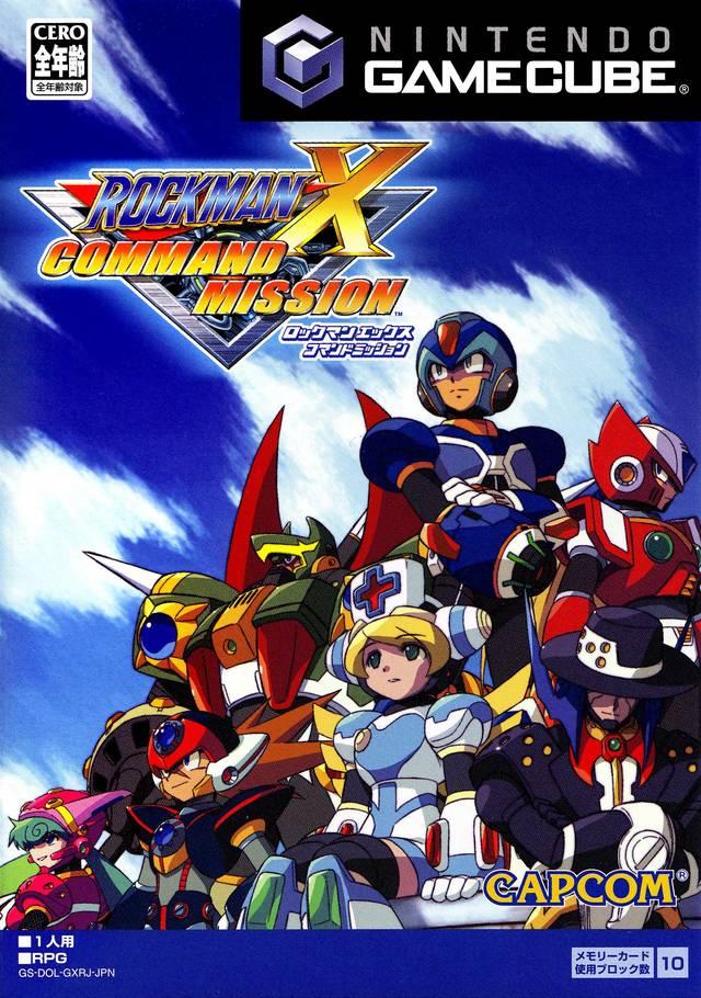 Rockman X: Command Mission