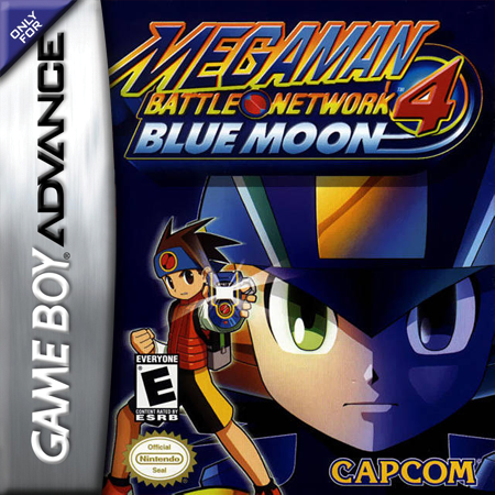 Mega Man Battle Network 4: Red Sun & Blue Moon Official Strategy Guide