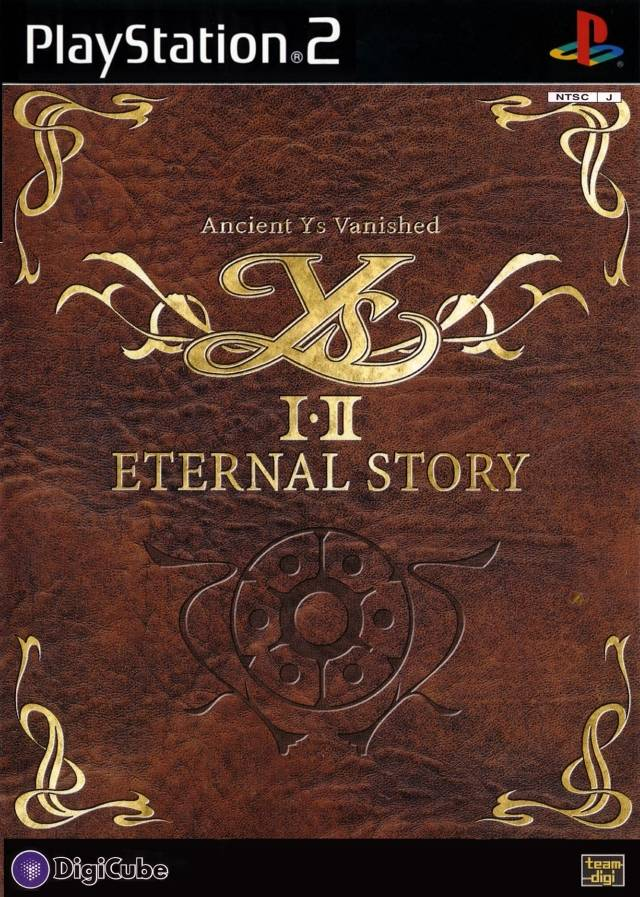 Ys I & II: Eternal Story