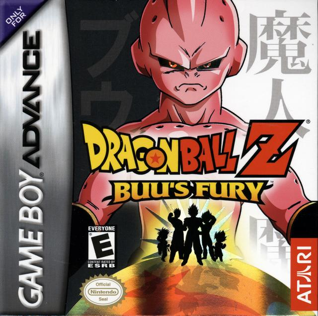 Dragon Ball Z: Buu's Fury Official Strategy Guide
