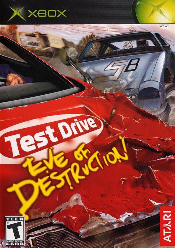 Test Drive: Eve of Destruction