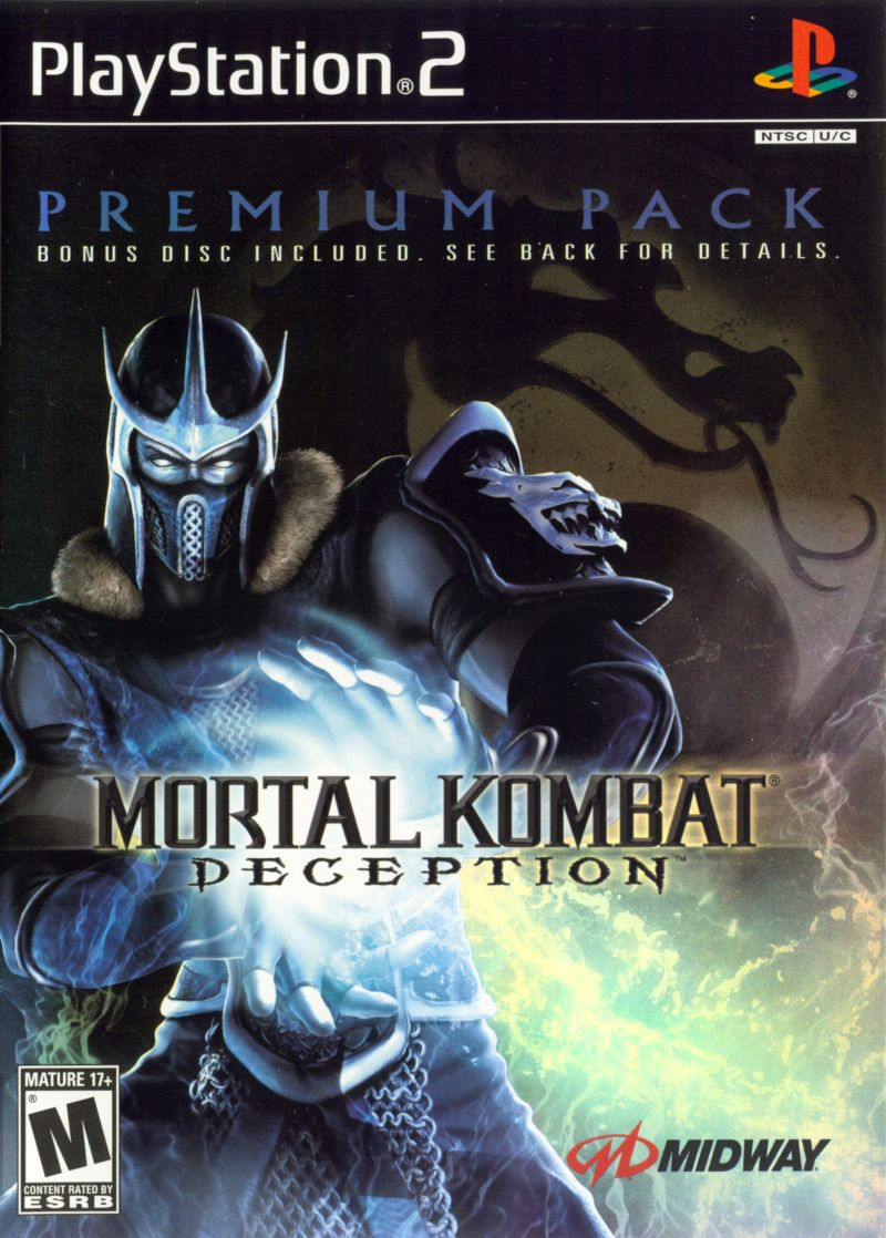 Mortal Kombat Deception Premium Pack