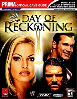 WWE: Day of Reckoning Official Strategy Guide