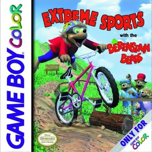 Extreme Sports with The Berenstein Bears