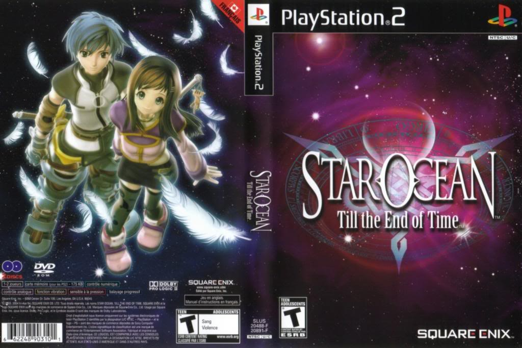 Star Ocean 3: Till the End of Time