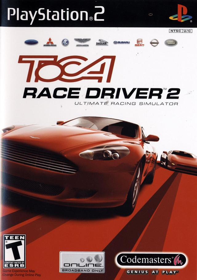 ToCA Race Driver 2: Ultimate Racing Simulator