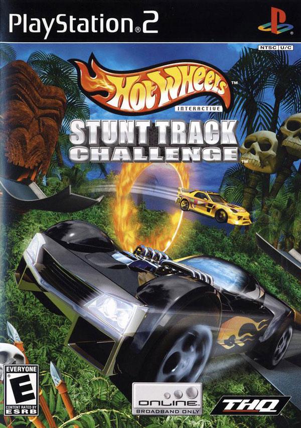Hot Wheels: Stunt Track Challenge