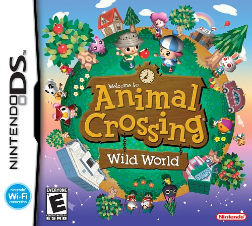Animal Crossing: Wild World DS