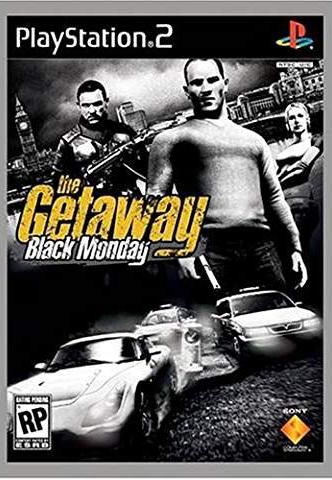 Getaway: Black Monday