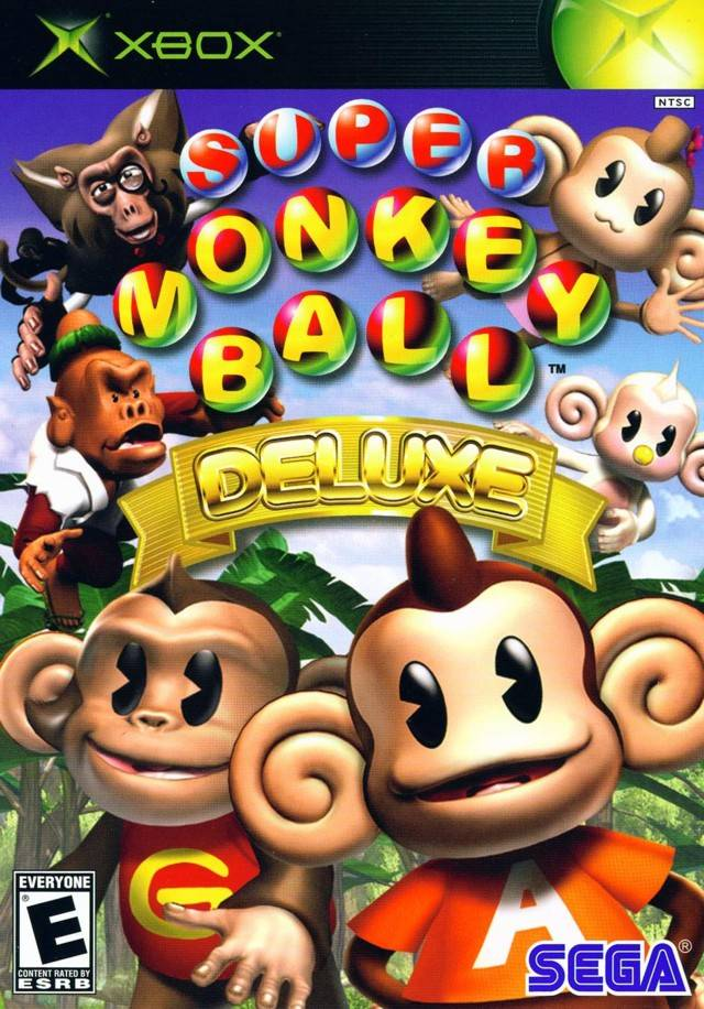 Super Monkey Ball DX