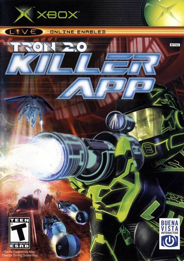 Tron 2.0: Killer App