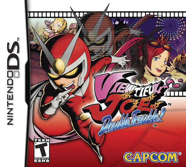 Viewtiful Joe Double Trouble DS