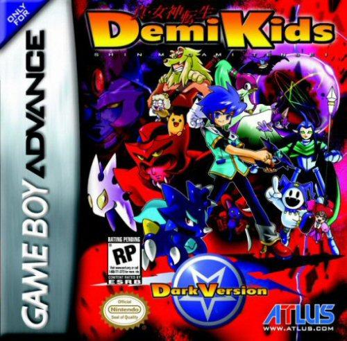 Demi Kids Dark Version