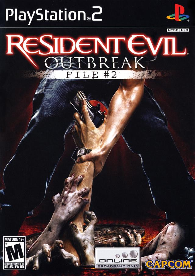 Buy Playstation 2 Resident Evil Outbreak File 2 Estarland Com