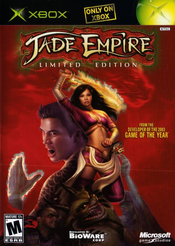 Jade Empire Limited Edition