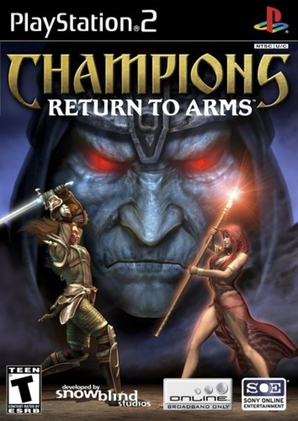 Champions: Return to Arms Official Strategy Guide