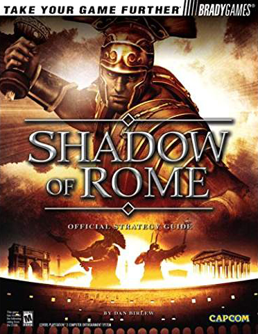 Shadow of Rome Official Strategy Guide