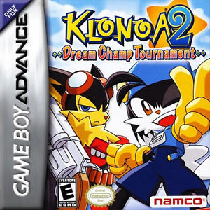 Klonoa 2: Dream Champ Tournament