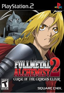FULLMETAL ALCHEMIST and the Broken Angel Official Strategy Guide